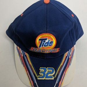 Tide Racing #32 Downy Nascar Snapback Dad Hat